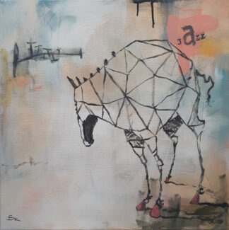 horse and jazz